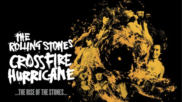 crossfire hurricane locandina rolling stones